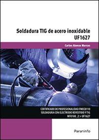 CP - SOLDADURA TIG DE ACERO INOXIDABLE - UF1627 - FABRICACION MECANICA