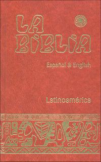 BIBLIA LATINOAMERICA, LA (ESP / ENG)