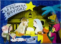 LIBRO DE LA PRIMERA NAVIDAD, EL (PACK)