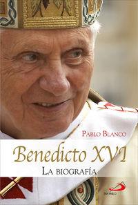 BENEDICTO XVI - LA BIOGRAFIA