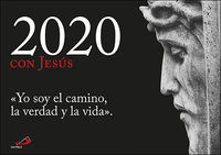 Calendario 2020 - Con Jesus (pared) - Aa. Vv.