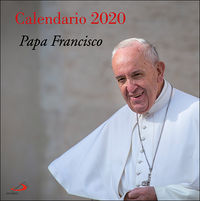 Calendario 2020 - Papa Francisco (pared) - Aa. Vv.