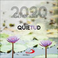 CALENDARIO 2020 - QUIETUD (IMAN)