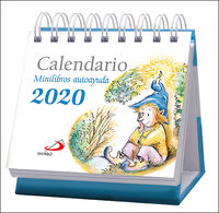 CALENDARIO 2020 - MINILIBROS AUTOAYUDA (GRANDE)