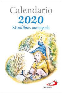 CALENDARIO 2020 - MINILIBROS AUTOAYUDA