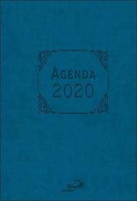 AGENDA 2020 (CARTONE SIMIL PIEL)