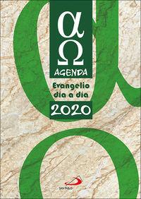 Agenda 2020 - Evangelio Dia A Dia - Aa. Vv.