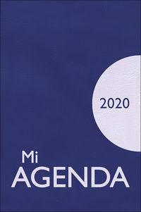 AGENDA 2020 - MI AGENDA (TAPAS PLASTICO)