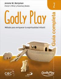 GUIA COMPLETA DE GODLY PLAY 2
