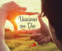 VACACIONES CON DIOS - DECALOGO