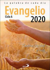 EVANGELIO 2020 - CICLO A (GRANDE) - LA PALABRA DE CADA DIA
