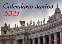 CALENDARIO SANTOS 2021