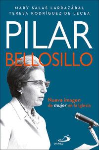 PILAR BELLOSILLO - NUEVA IMAGEN DE MUJER EN LA IGLESIA