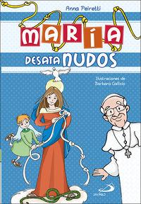 MARIA DESATANUDOS