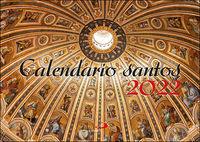 CALENDARIO PARED 2022 - SANTOS