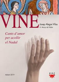 VINE - CANTS D'AMOR PER ACCOLLIR EL NADAL