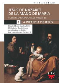 JESUS DE NAZARET DE MANO DE MARIA 1 - LA INFANCIA DE JESUS