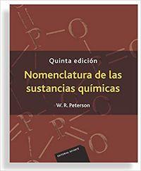 (5 ED) NOMENCLATURA DE LAS SUSTANCIAS QUIMICAS