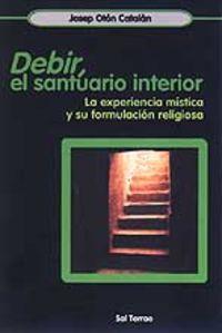 debir, santuario interior - Josep Oton Catalan