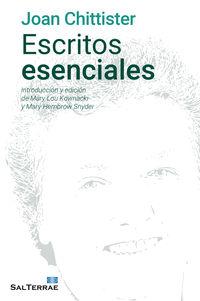 Escritos Esenciales (joan Chittister) - Joan Chittister / Mary Lou Kownacki (ed. )
