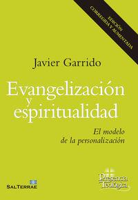 EVANGELIZACION Y ESPIRITUALIDAD - EL MODELO DE LA PERSONALIZACION