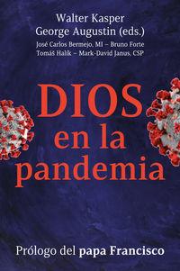 DIOS EN LA PANDEMIA (PROLOGO DEL PAPA FRANCISCO)