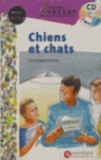 NIVEAU INTRO - CHIENS ET CHATS (+CD)