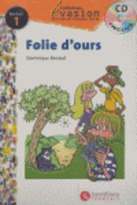 NIVEAU 1 - FOLIE D'OURS (+CD)
