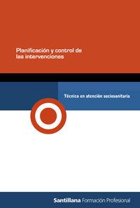 Tecnico Atencion Sociosanitaria - Modulo Planificacion Y Control - Aa. Vv.