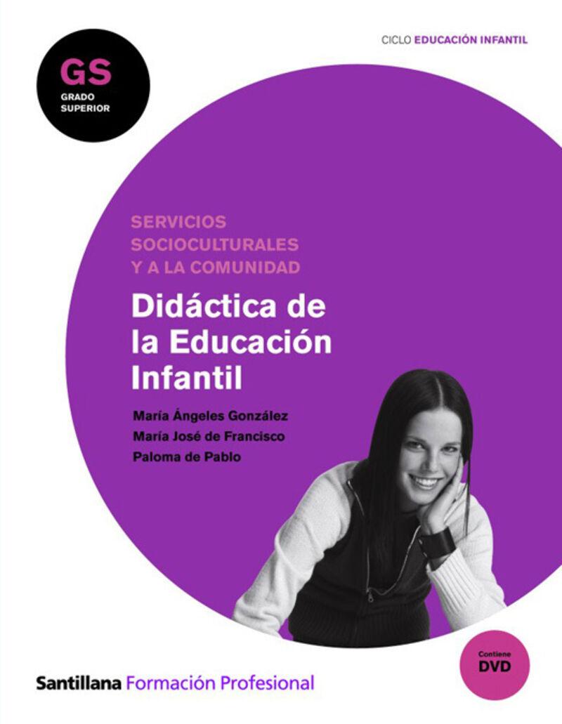 GS - DIDACTICA DE LA EDUC. INFANTIL