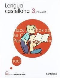 Ep 3 - Lengua - La Casa Del Saber - Aa. Vv.