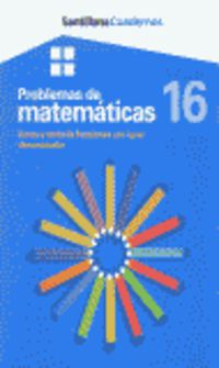 EP - PROBLEMAS DE MATEMATICAS 16