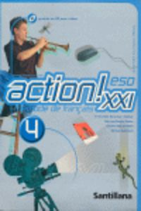 ESO 4 - ACTION XXI + CD