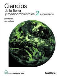 BACH 2 - C. TIERRA MEDIOAMBIENTALES