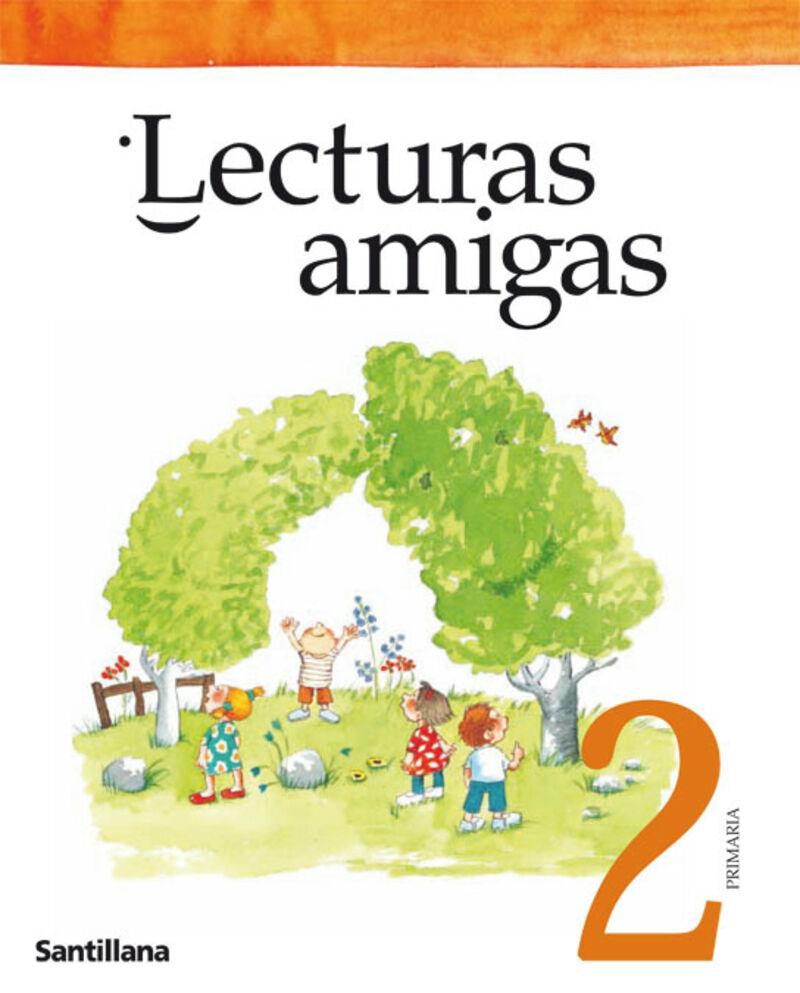 EP 2 - LECTURAS AMIGAS - UN PASO MAS