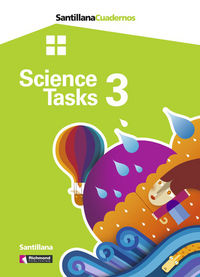 EP 3 - MEDIO CUAD. (INGLES) - SCIENCE TASK ACT.