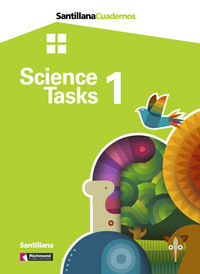 EP 1 - MEDIO CUAD. (INGLES) - SCIENCE TASK ACT.