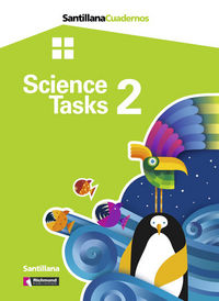 EP 2 - MEDIO CUAD. (INGLES) - SCIENCE TASK ACT.