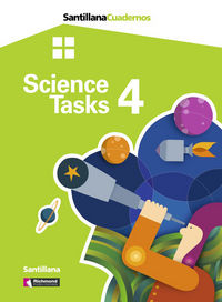 EP 4 - MEDIO CUAD. (INGLES) - SCIENCE TASK ACT.