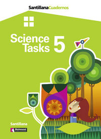 EP 5 - MEDIO CUAD. (INGLES) - SCIENCE TASK ACT.