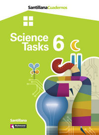 EP 6 - MEDIO CUAD. (INGLES) - SCIENCE TASK ACT.