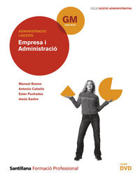 GM - EMPRESA I ADMINIST (CAT) (+DVD)