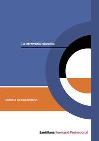 LA INTERVENCIO EDUCATIVA
