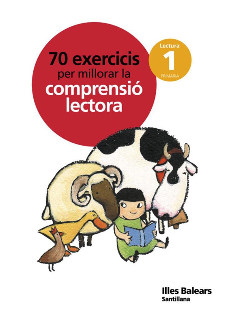 Ep 1 - Comprensio Lectora Exerc. - Casa Del Saber (bal) - Aa. Vv.