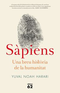 SAPIENS - UNA BREU HISTORIA DE LA HUMANITAT