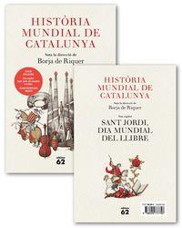 PACK - HISTORIA MUNDIAL DE CATALUNYA + OPUSCLE