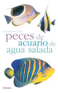PECES DE ACUARIO DE AGUA SALADA