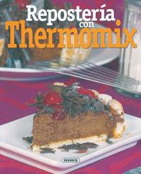 Reposteria Con Thermomix - Aa. Vv.