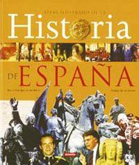 HISTORIA DE ESPAÑA - ATLAS ILUSTRADO