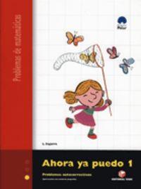 EP - AHORA YA PUEDO 1 - CUAD PROBLEMAS